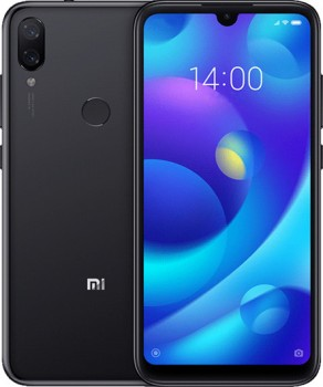 Xiaomi Mi Play 4/64 GB Black