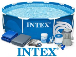 "Каркасный Бассейн ""Metal Frame Pool"" Intex 28202"