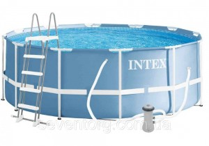 "Каркасный Бассейн""PRISM FRAME POOL"" Intex 26718"