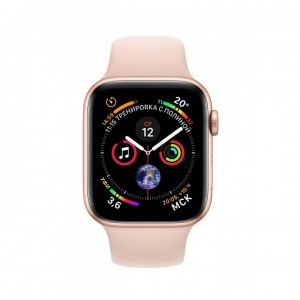 Apple Watch Series 4, 44mm Gold